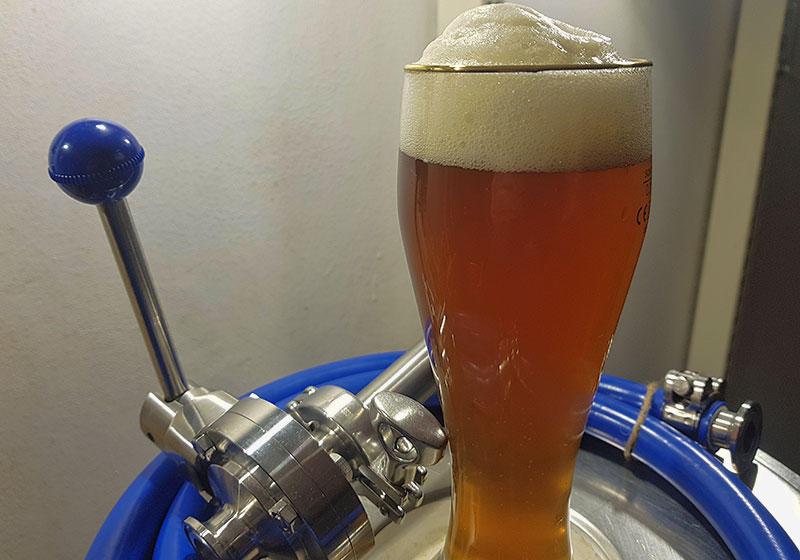 Нано-пивоварня 100 L-2