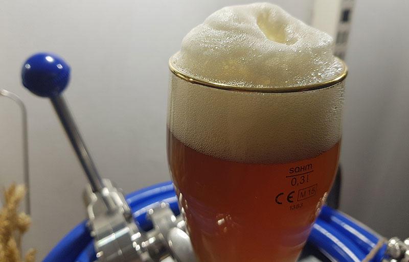 Мини-пивоварня 250 L-4