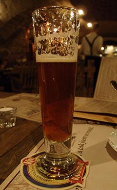 Пиво Карл IV специальное, травяное особенное.
