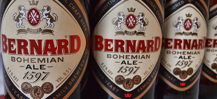 Пиво Bernard Богемия Эль