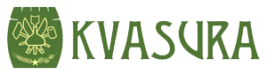 Логотип KVASURA
